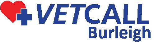 Vetcall Burleigh logo